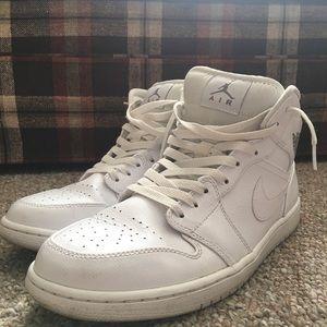 White Jordan 1 Mid **SOLD**